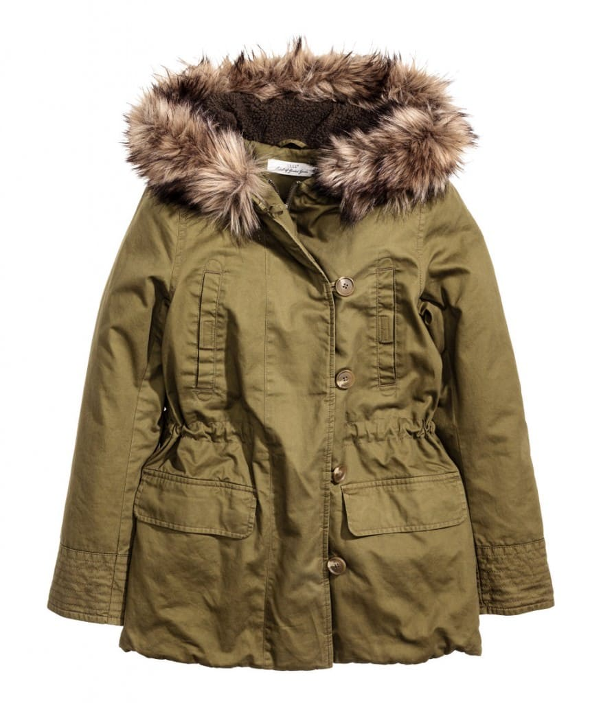 Cozy Parka Jacket