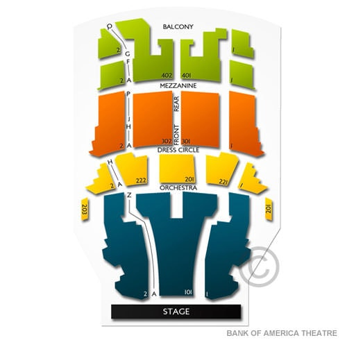 Privatebank Theater Seating