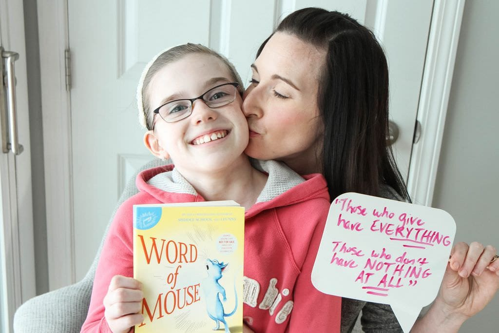 Word of Mouse for Middle Grade Kids from MomAdvice.com