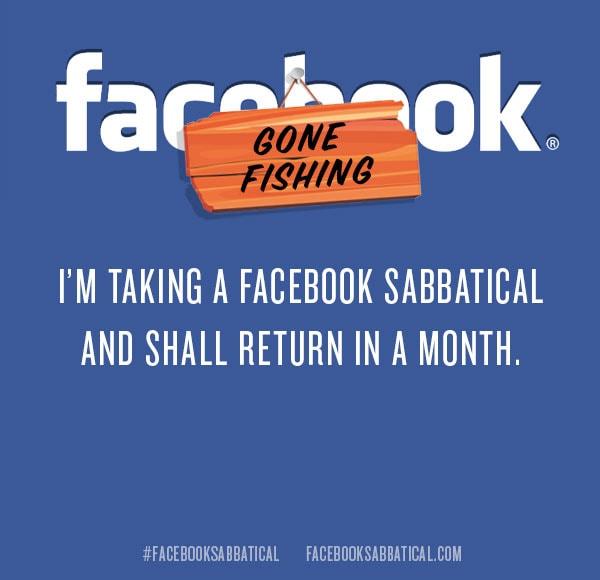 Facebook Sabbatical