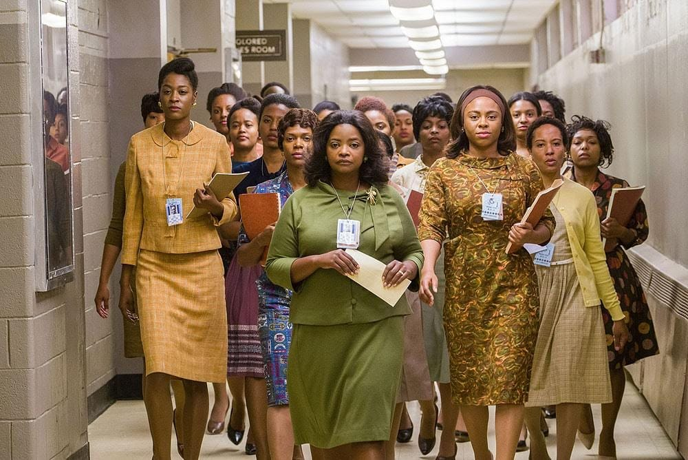 I Took My Daughter to Hidden Figures and This is What She Said