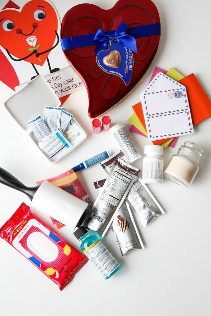 DIY Teacher Survival Kit Gift (FREE Printable!) from MomAdvice.com