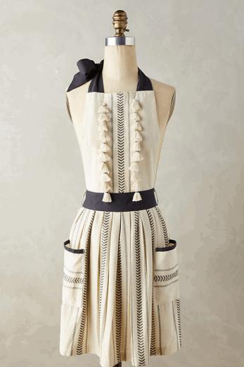 tasseled-apron