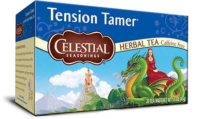 Tension Tamer Tea