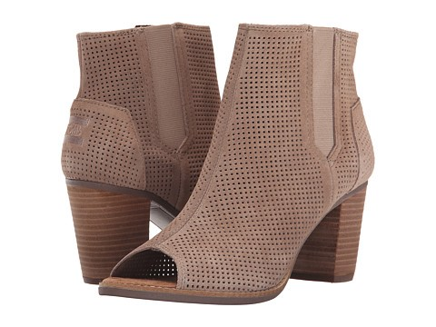Majorca Peep Toe Booties