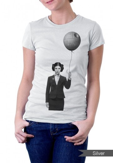 Carrie Fisher Shirt