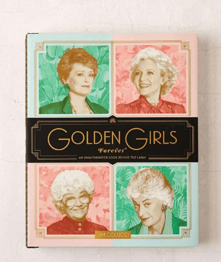 Golden Girls Forever Book