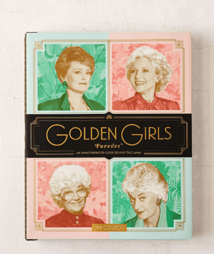 Golden Girls Forever Book