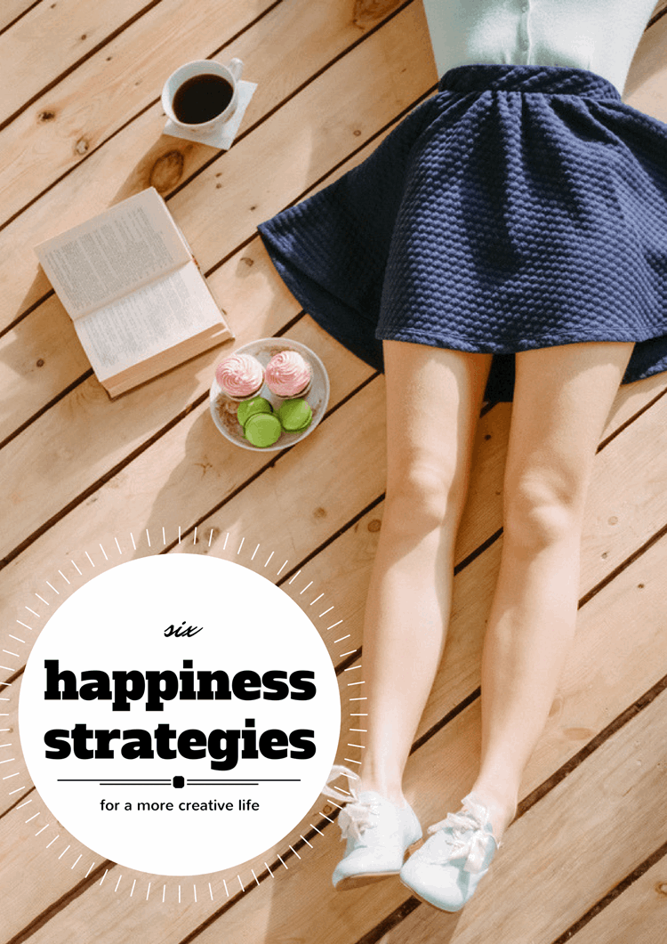 Happiness Strategies from MomAdvice.com