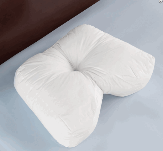 Side Sleeper Pillow With Ear Hole