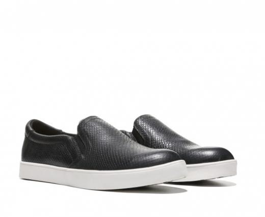 memory foam slip-on sneakers