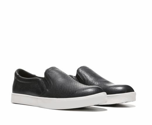 memory foam slip-on sneakers