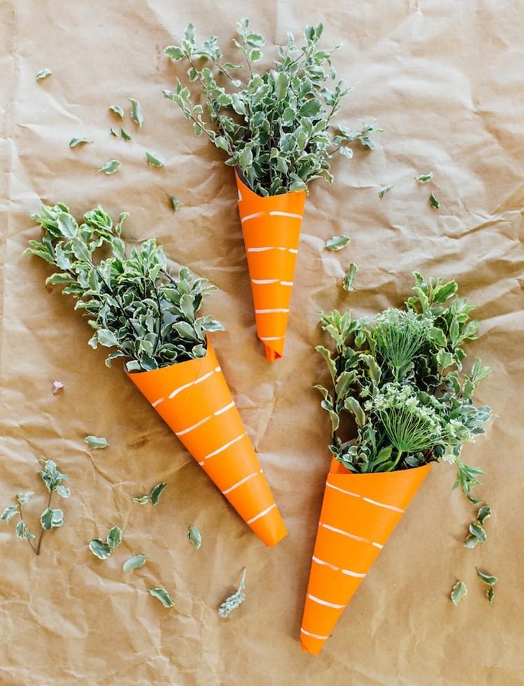 carrot-greenery