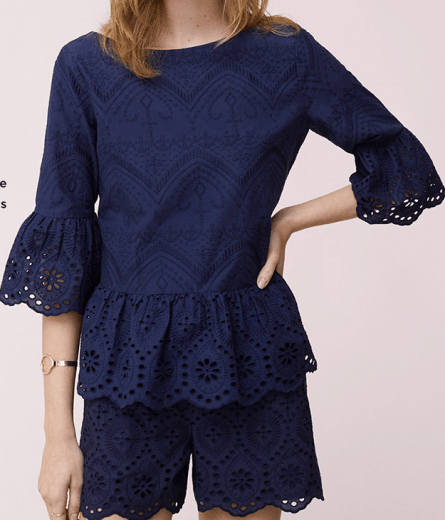 eyelet-lace-top