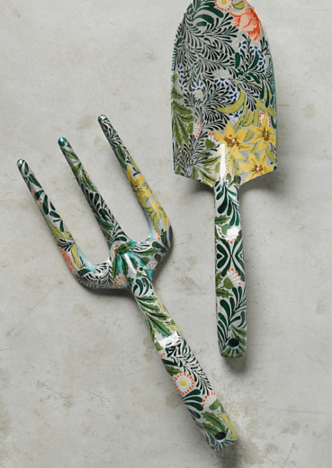 floral-gardening-tools
