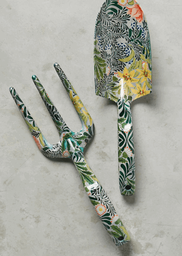 floral-gardening-tools