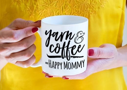yarn-and-coffee-mug