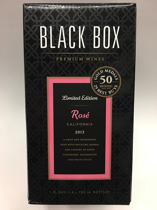 Black Box Rose