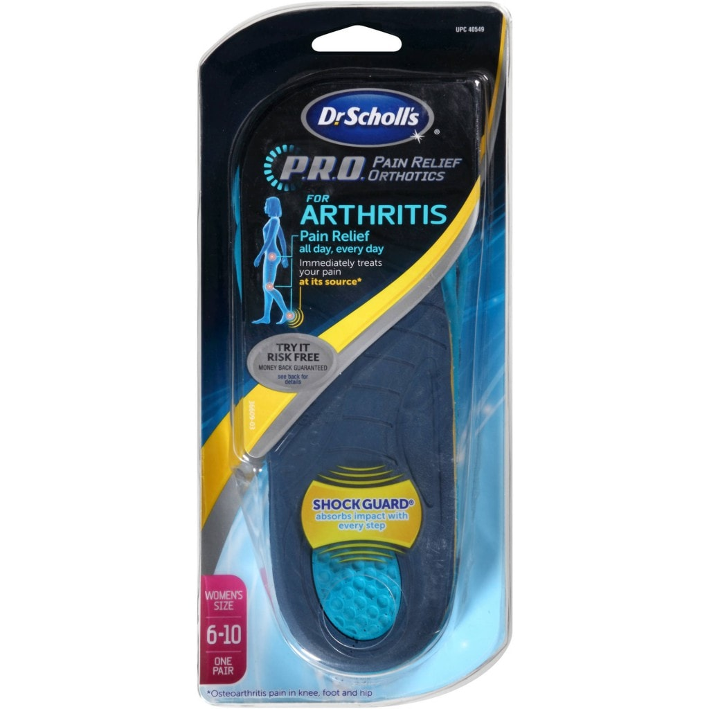 Dr. Scholl's Arthritis Pain Relief Orthocis