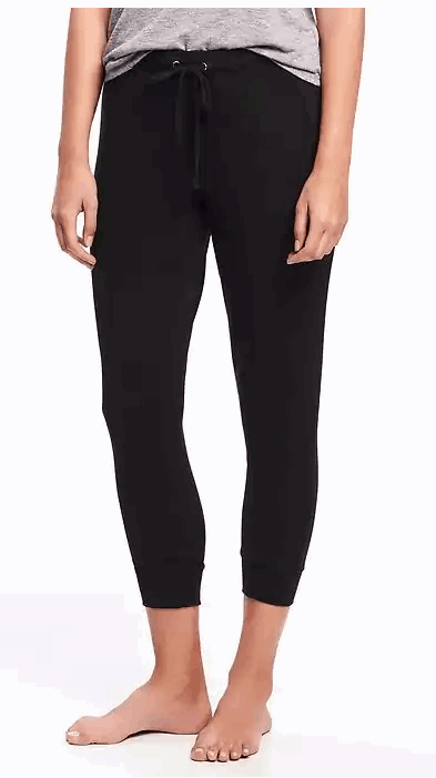 Slim Sleeper Jog Pants