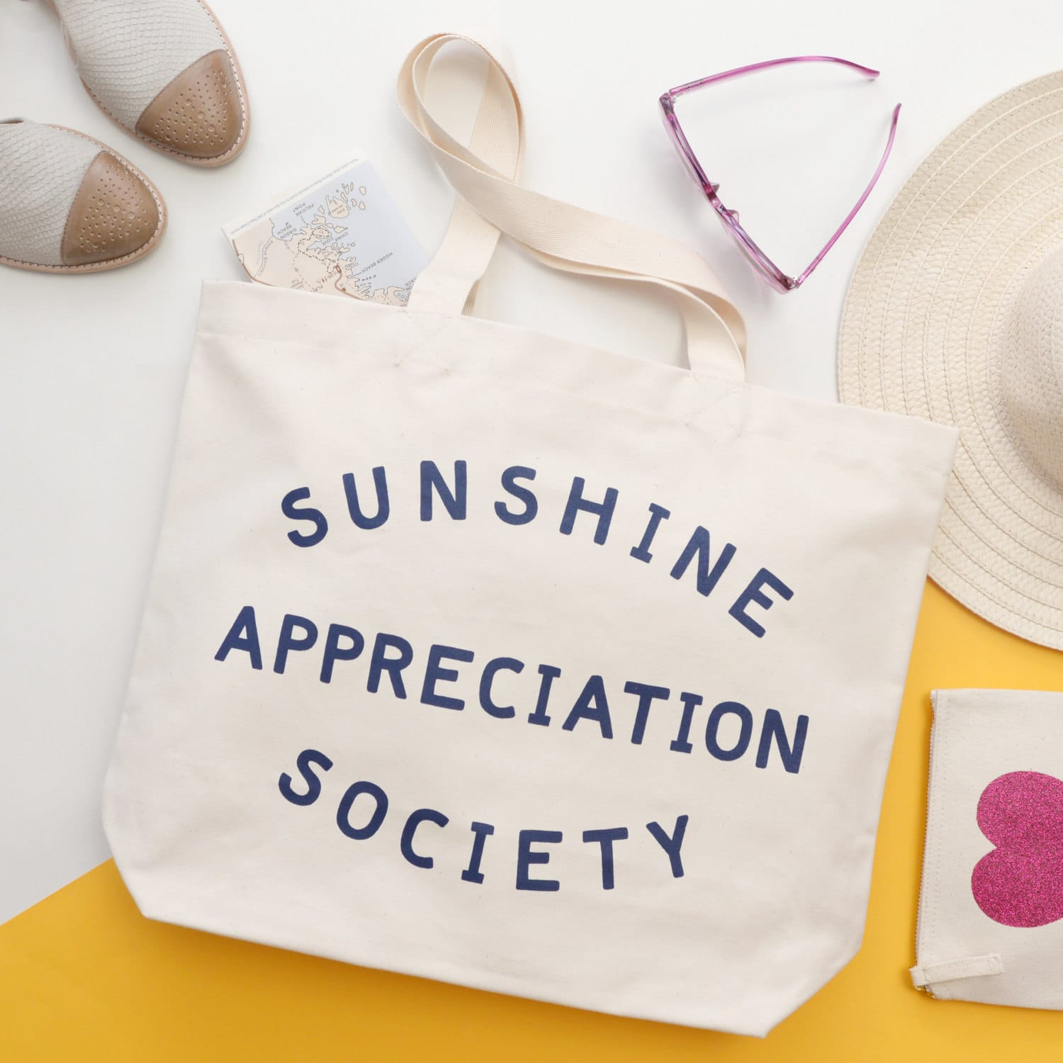 Sunshine Appreciation Society Bag