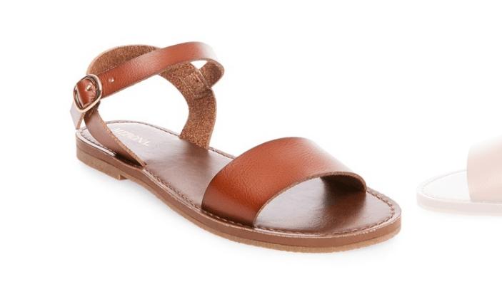 Magnolia Quarter Strap Sandals
