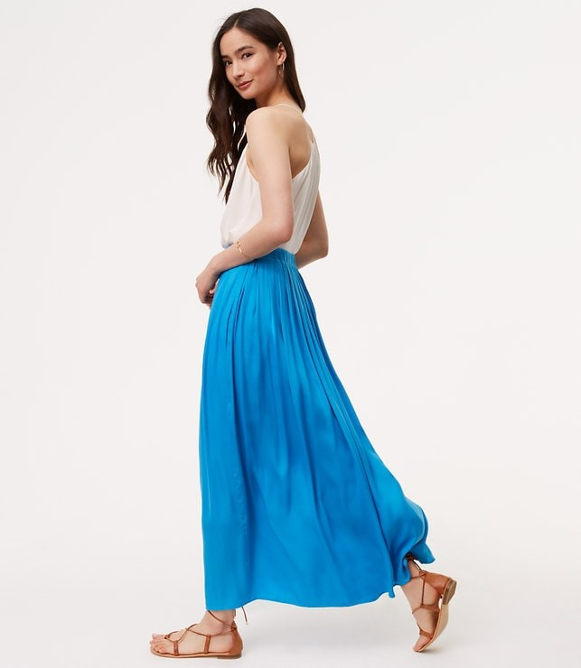 Pocket Maxi Skirt