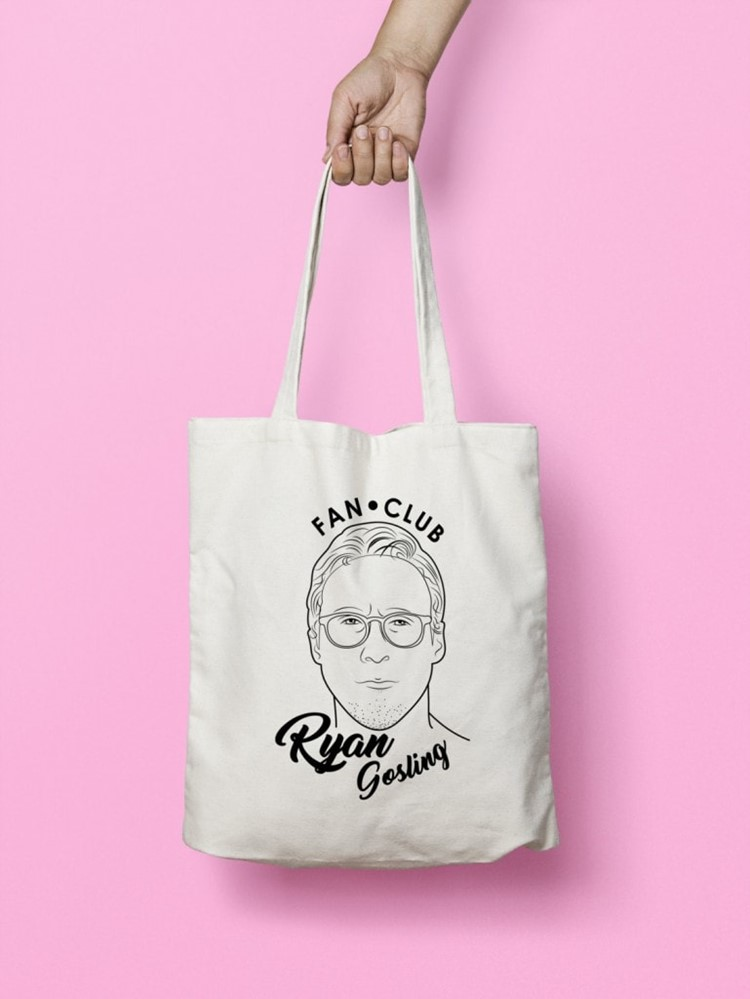 Ryan Gosling Fan Club Bag