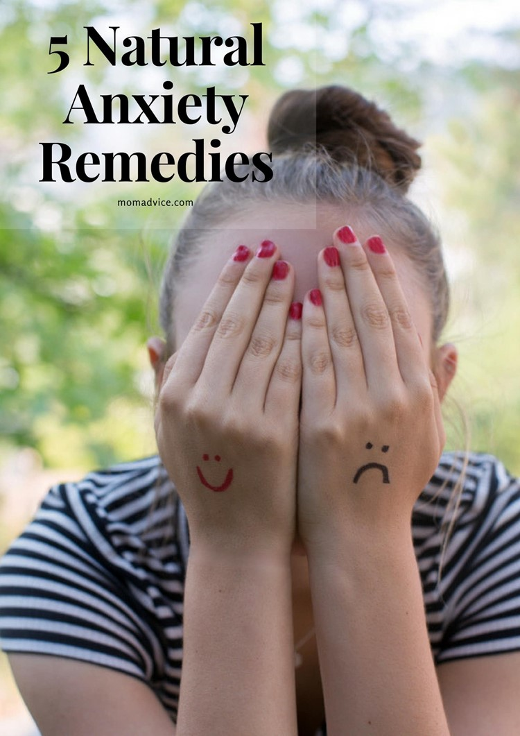 5 Natural Anxiety Remedies