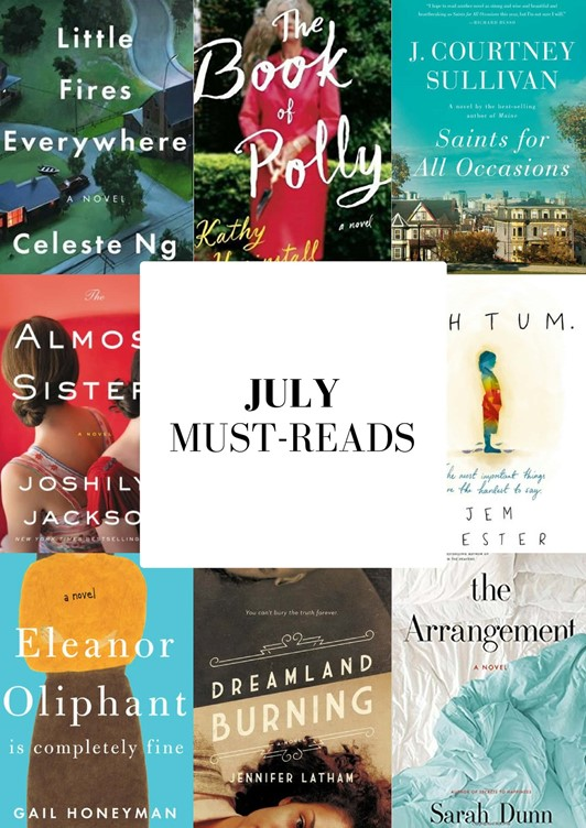 July 2017 Must-Reads