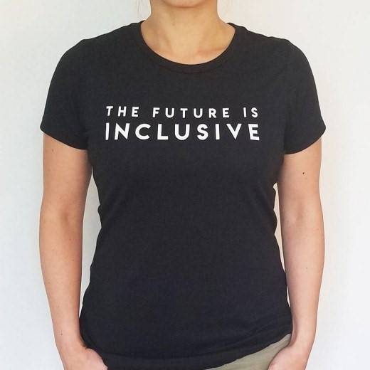The Future Is Inclusive Tee
