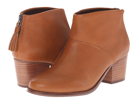 toms warm tan bootie