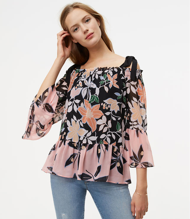 Wild Orchid Top