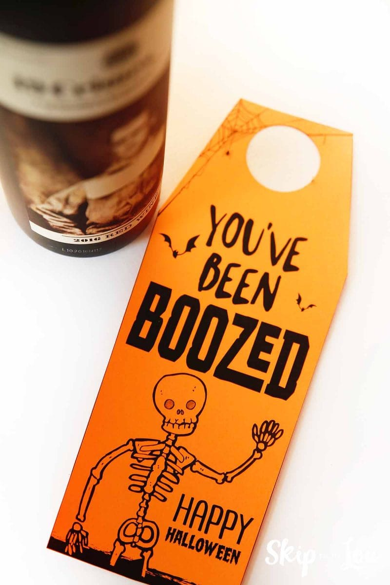 You've Been Boozed