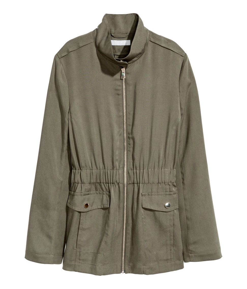 lyocell jacket