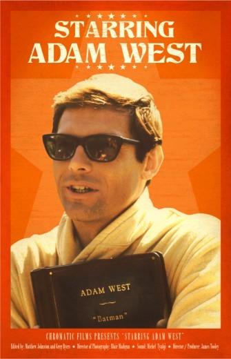 Starring Adam West