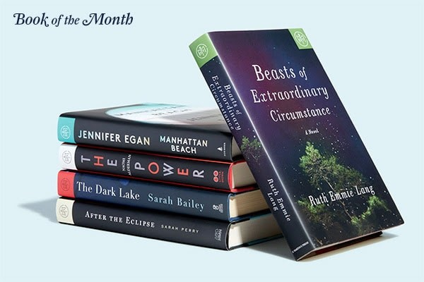 October 2017 Book of the Month Selections
