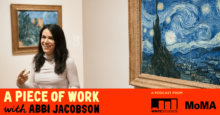 a piece of work podcast