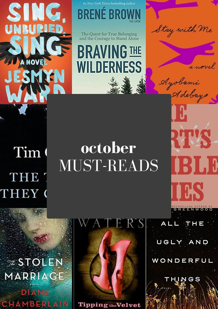 October 2017 Must-Read Books