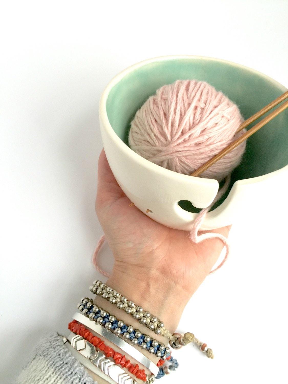 petite yarn bowl