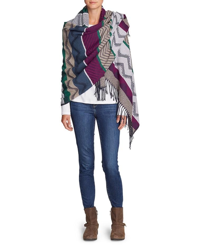 cabin scarf
