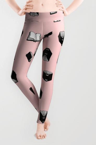 book leggings