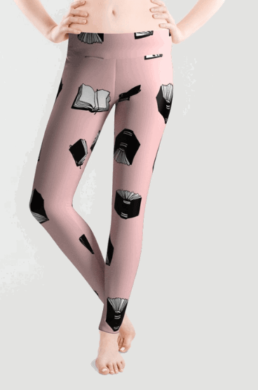 book leggings