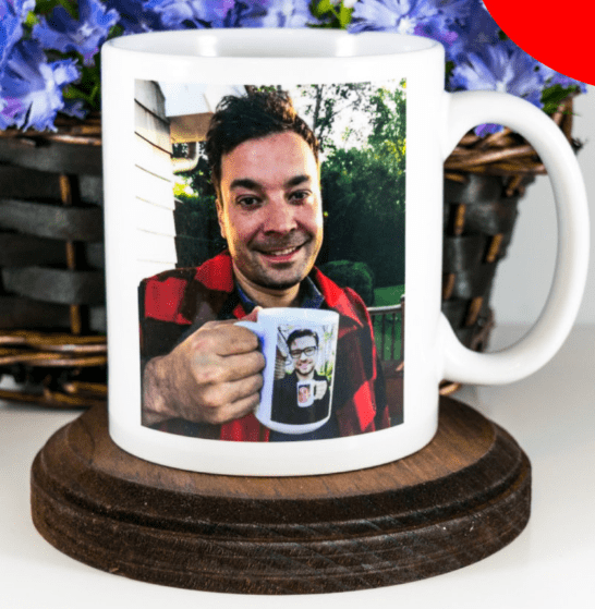 fallon timberlake mug