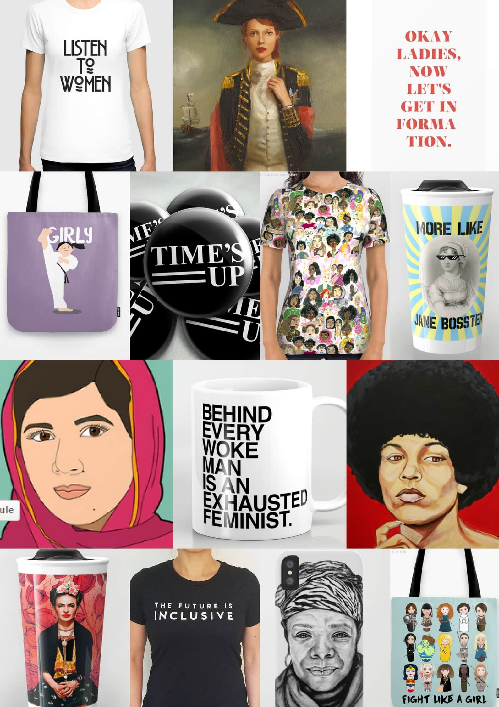Feminist Gift Giving