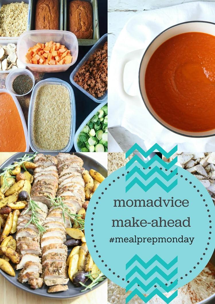 Meal Prep Monday MomAdvice.com
