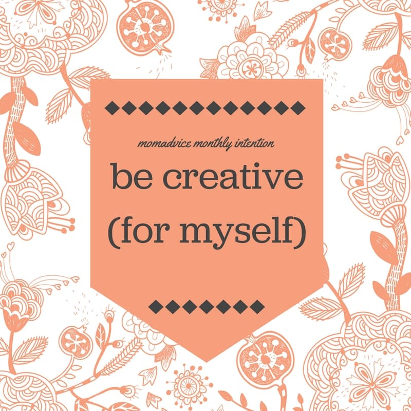 august be creative challenge