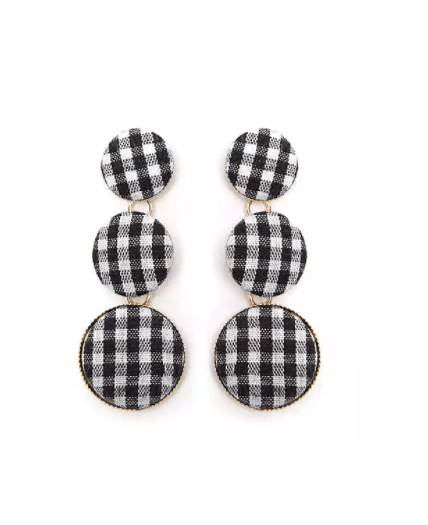 gingham-drop-earrings