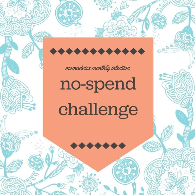 march no spend challenge