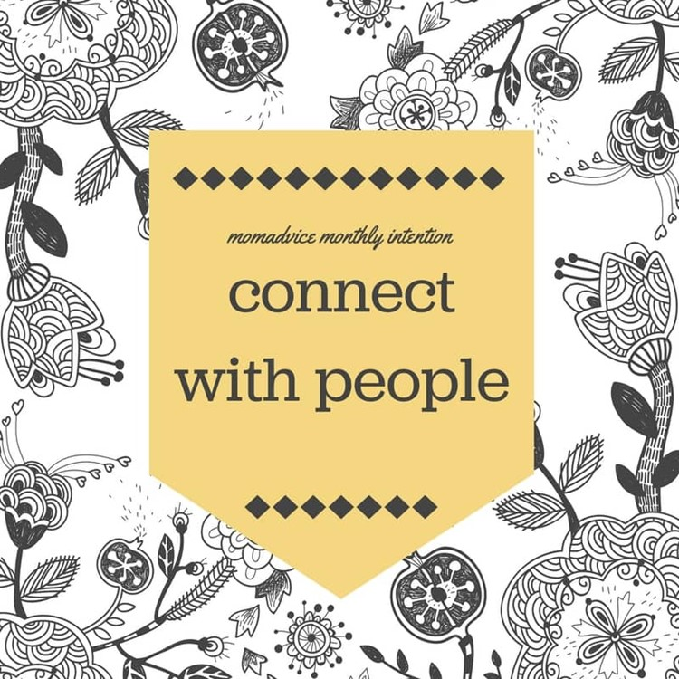 november connect with people challenge